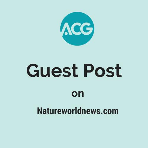 Guest Post on Natureworldnews.com
