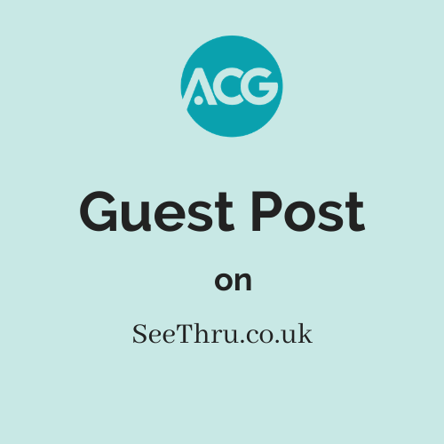 Guest Post on SeeThru.co.uk
